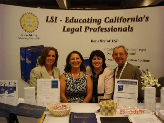 2010 State Bar - Legal Secretaries, Inc  - LSI : Legal
