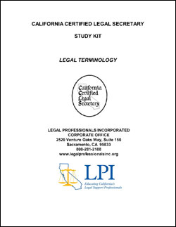 Legal Terminology (LT)