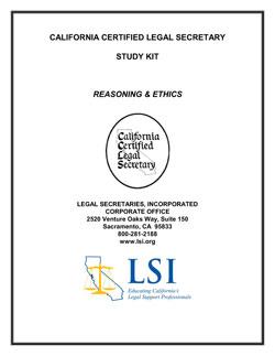 Reasoning & Ethics (R&E)