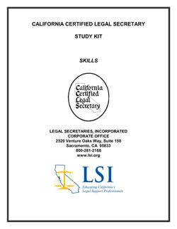 Skills (SK)